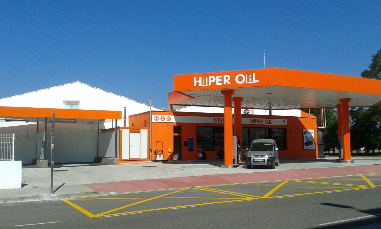 Hiper Oil Estaciones Servicio Jaca Asociados De Acomseja # Muebles Cebollero